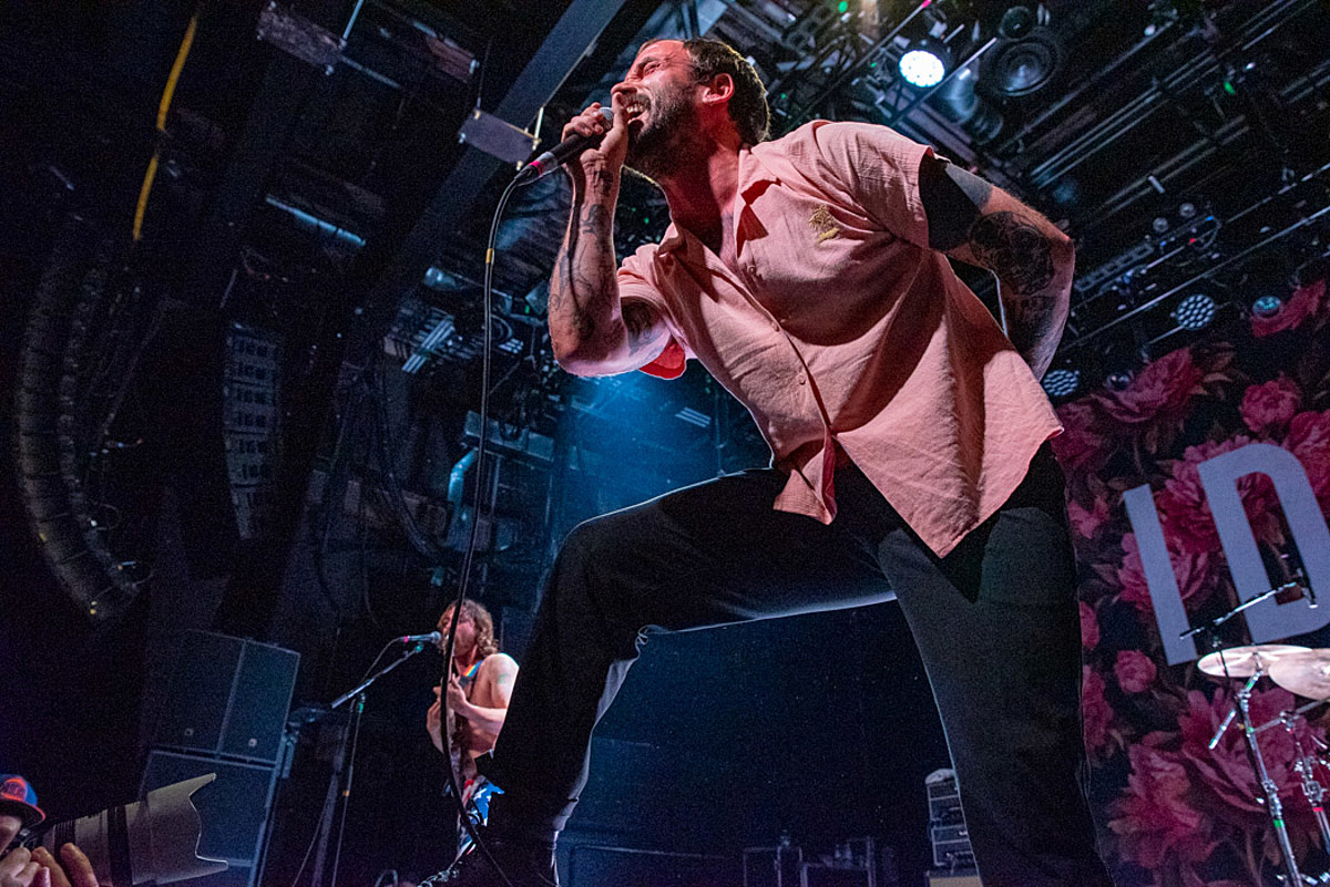 IDLES and Fontaines D.C. lit up Brooklyn Steel (review, pics, setlist)