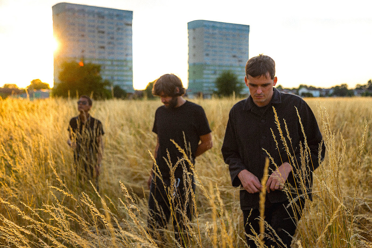 Modern Nature (Ultimate Painting / Beak>) share first single from debut LP