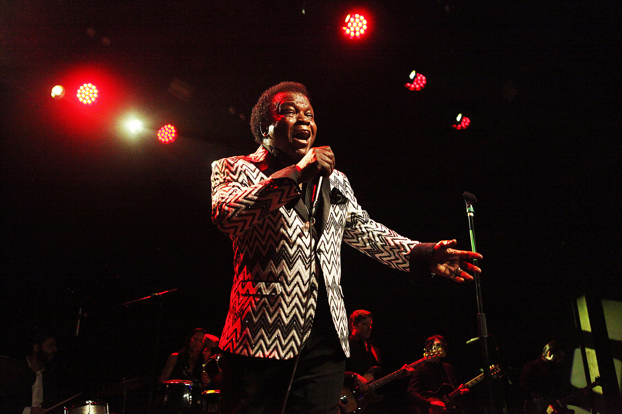 Lee Fields & The Expressions at Brooklyn Steel