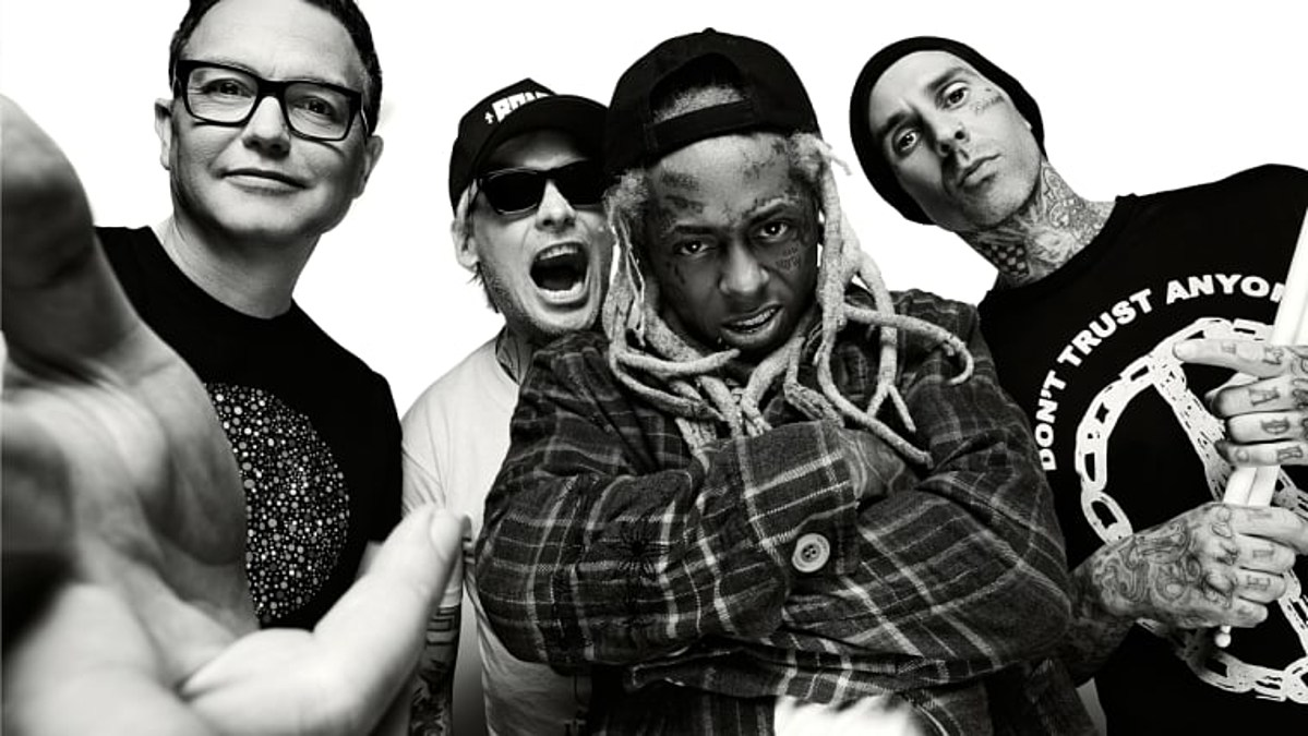 """Lil Wayne says he """"might be"""" quitting co-headlining tour with blink-182"""
