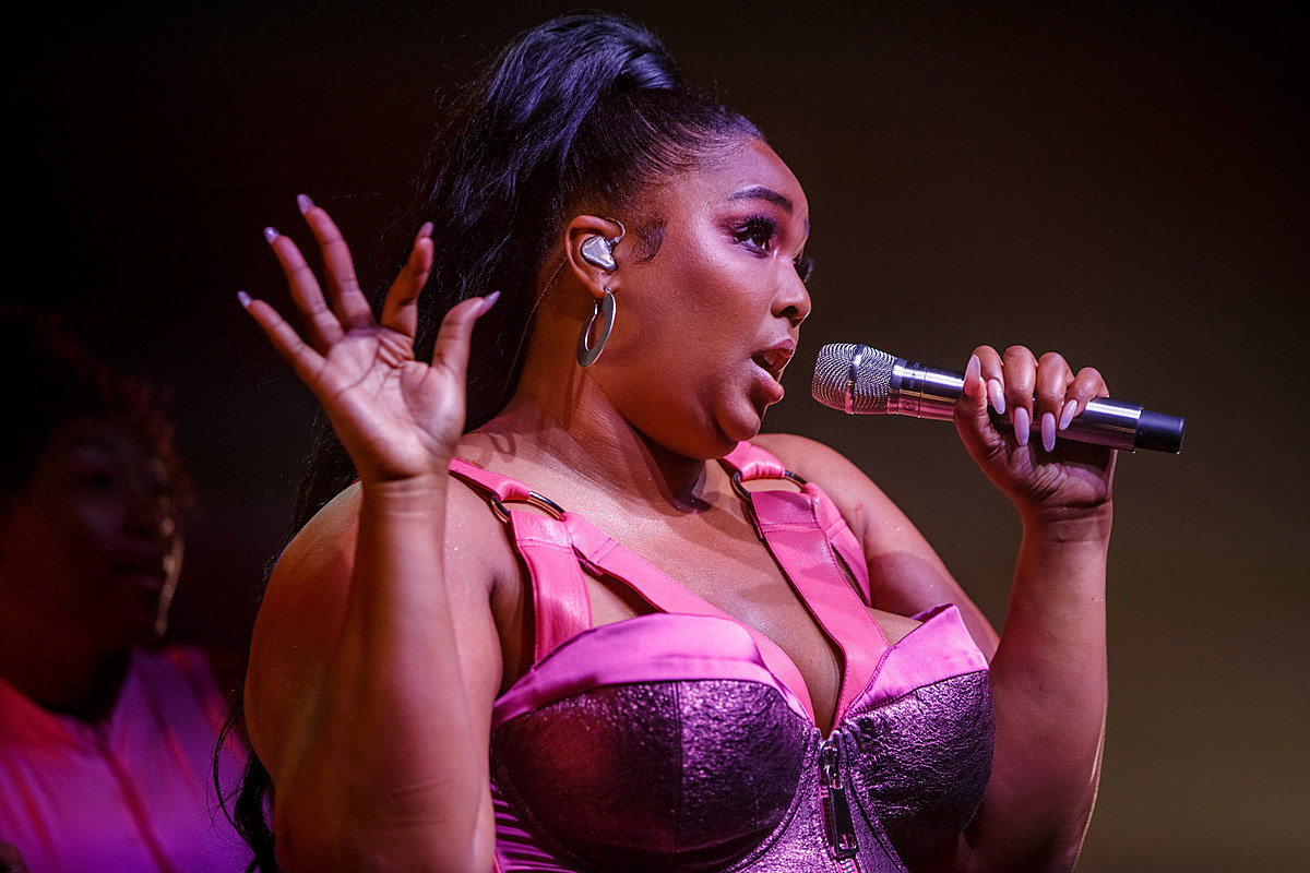 Lizzo playing American Express show in NYC for WorldPride