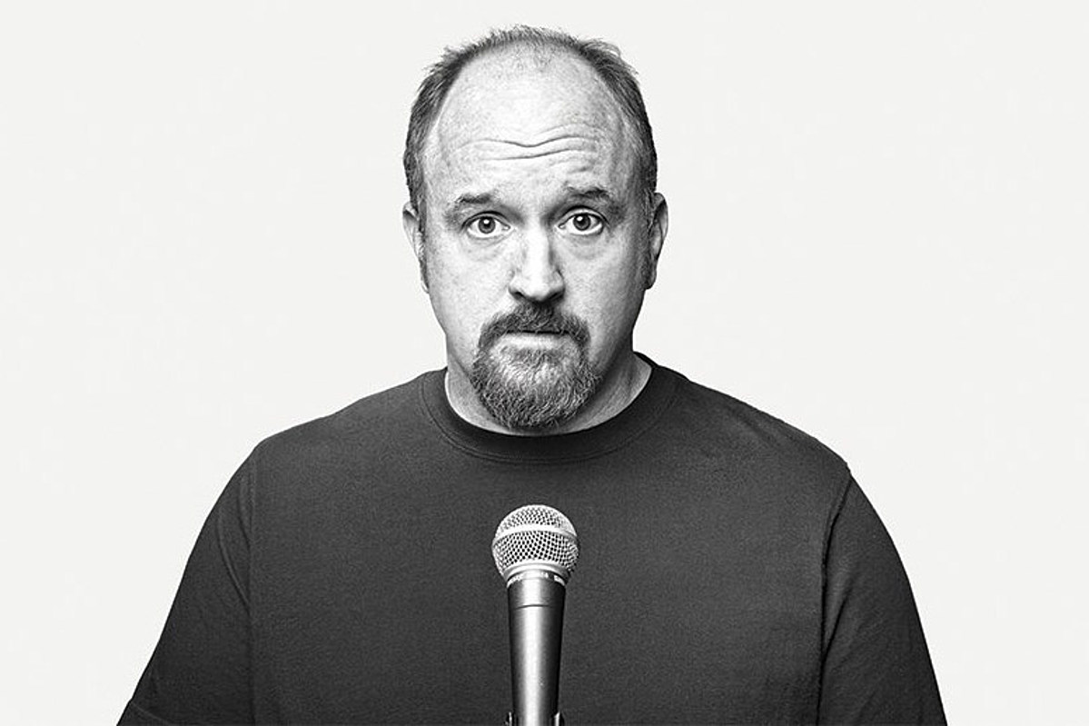 """Louis CK bans attendees from sharing show material without """"consent"""""""