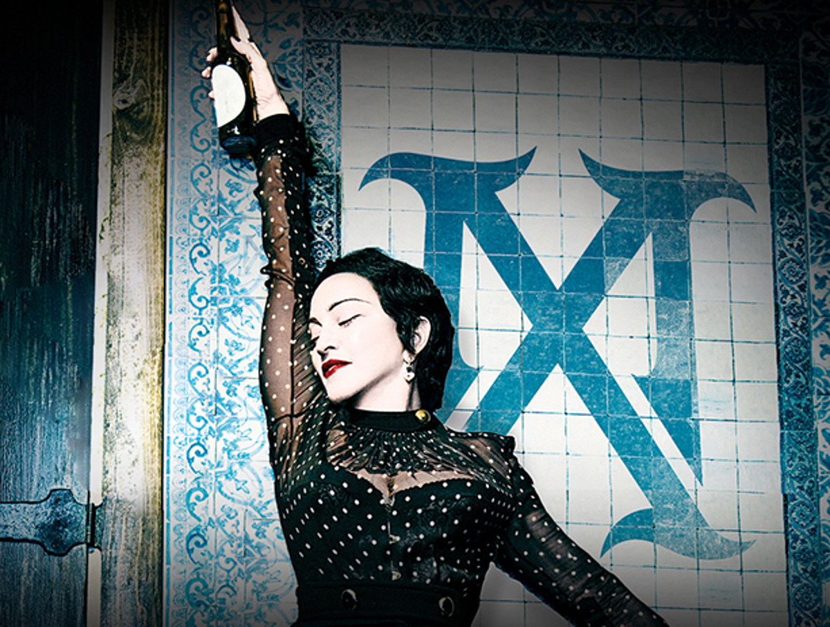 Madonna giving away NYC tickets, reschedules select dates in other cities