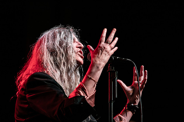 Patti Smith at Webster Hall