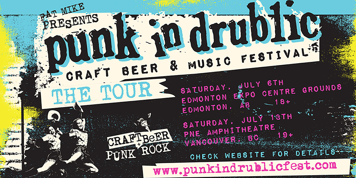 NOFX's Fat Mike announces two Punk In Drublic fests without Stone Brewing