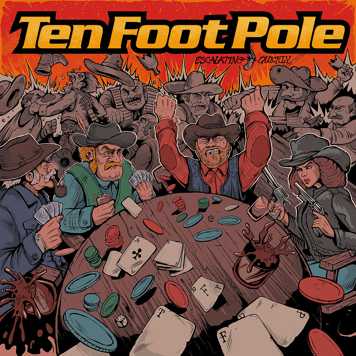 Ten Foot Pole releasing first album of new music in 15 years (stream a track)