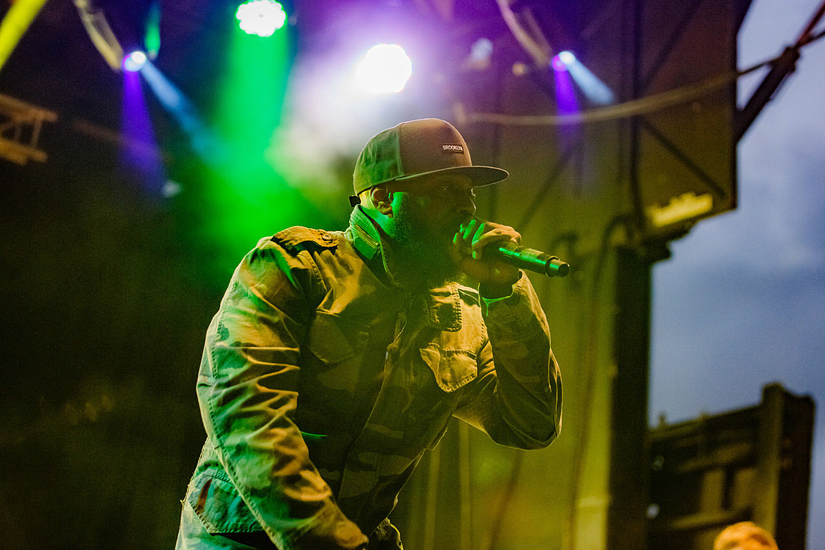 Talib Kweli gets in Twitter fight with Boston Calling