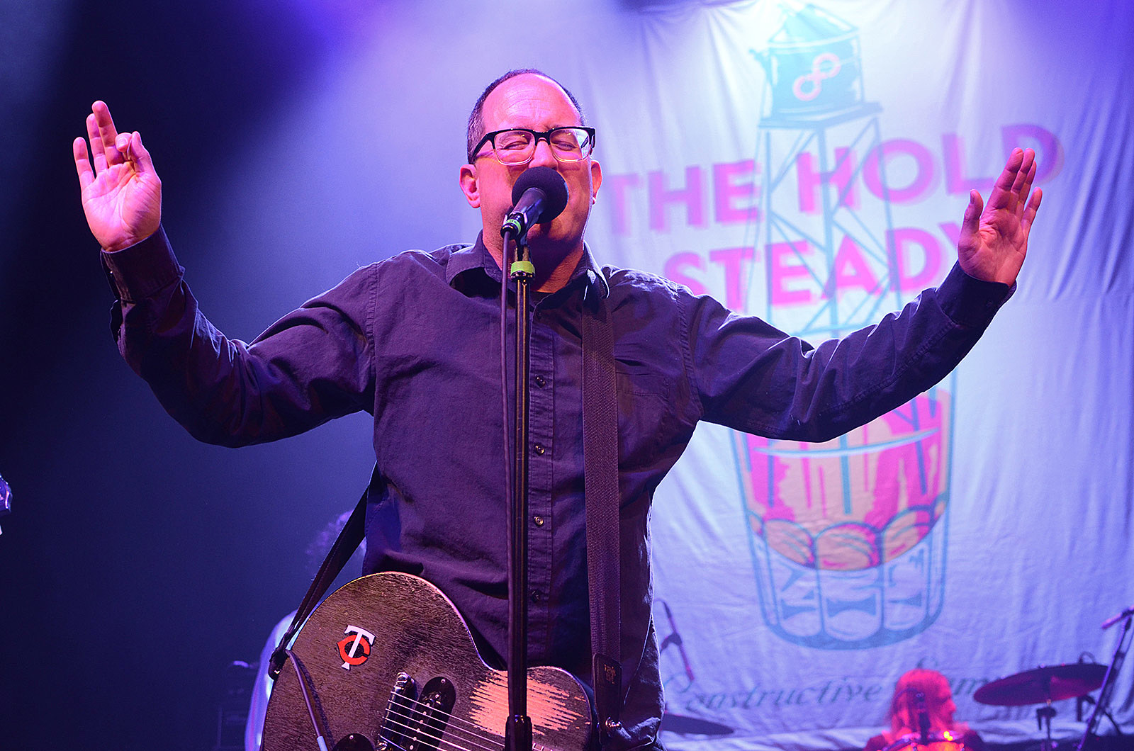 The Hold Steady at White Eagle Hall