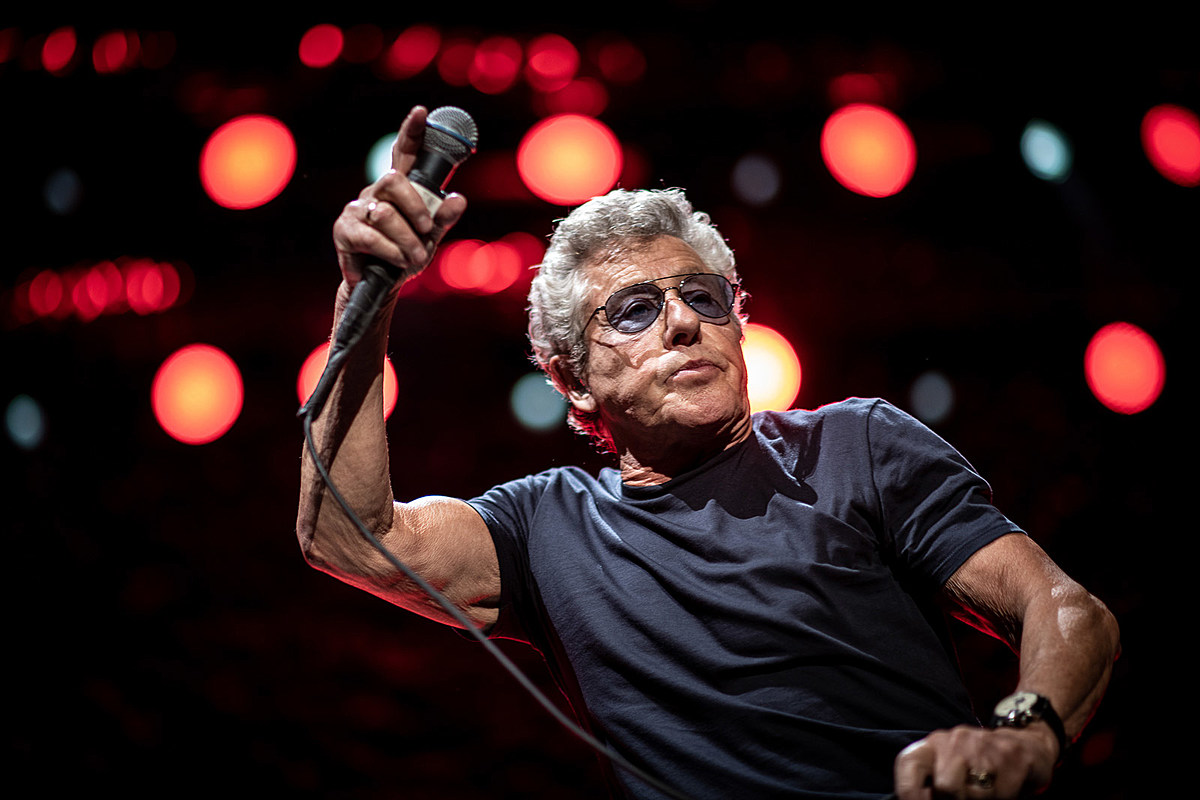 The Who's Roger Daltrey responds to anti-pot smoking outburst at MSG