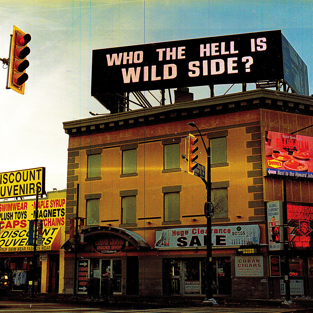 Who The Hell Is WILD SIDE
