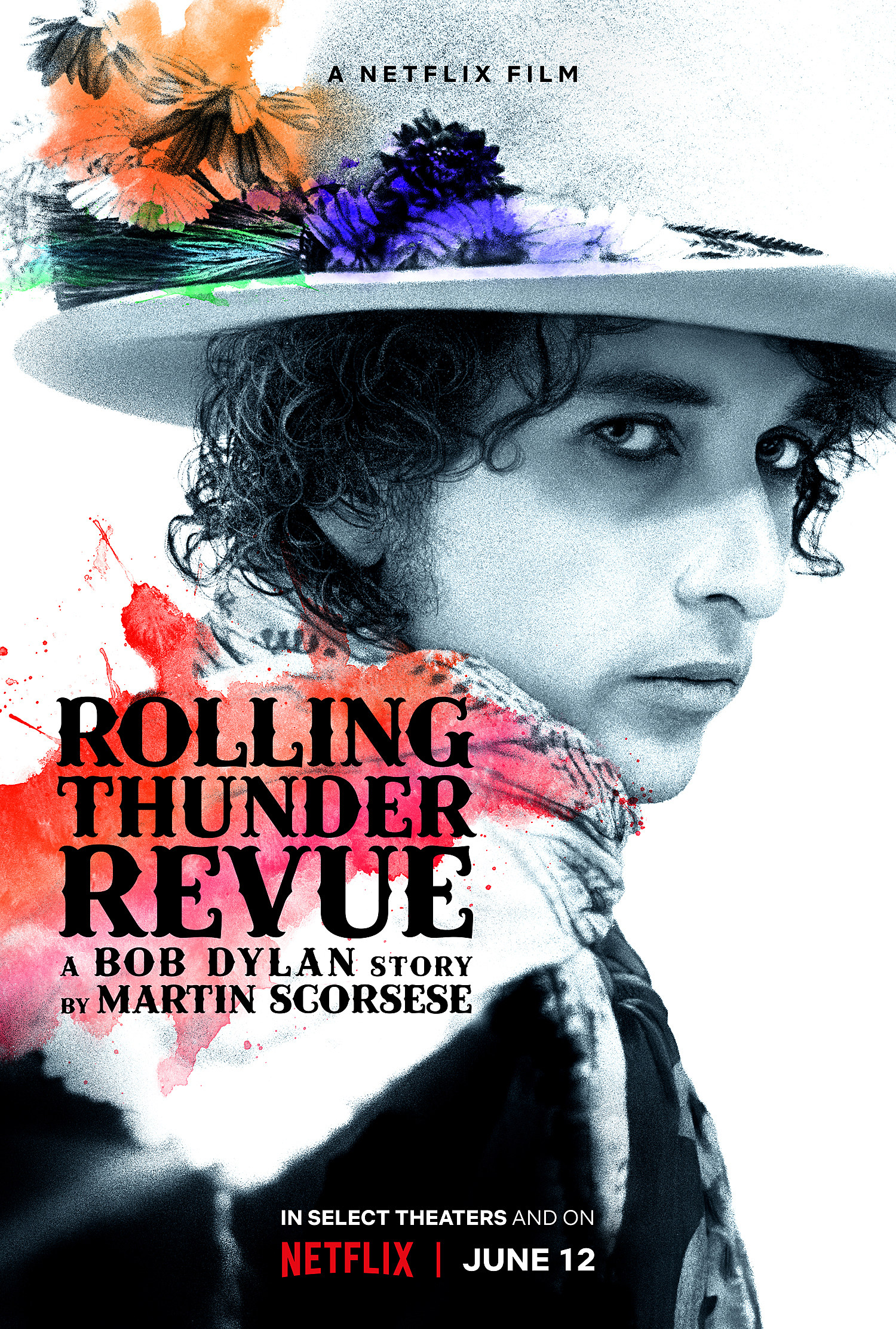 Rolling Thunder Revue- A Bob Dylan Story By Martin Scorsese