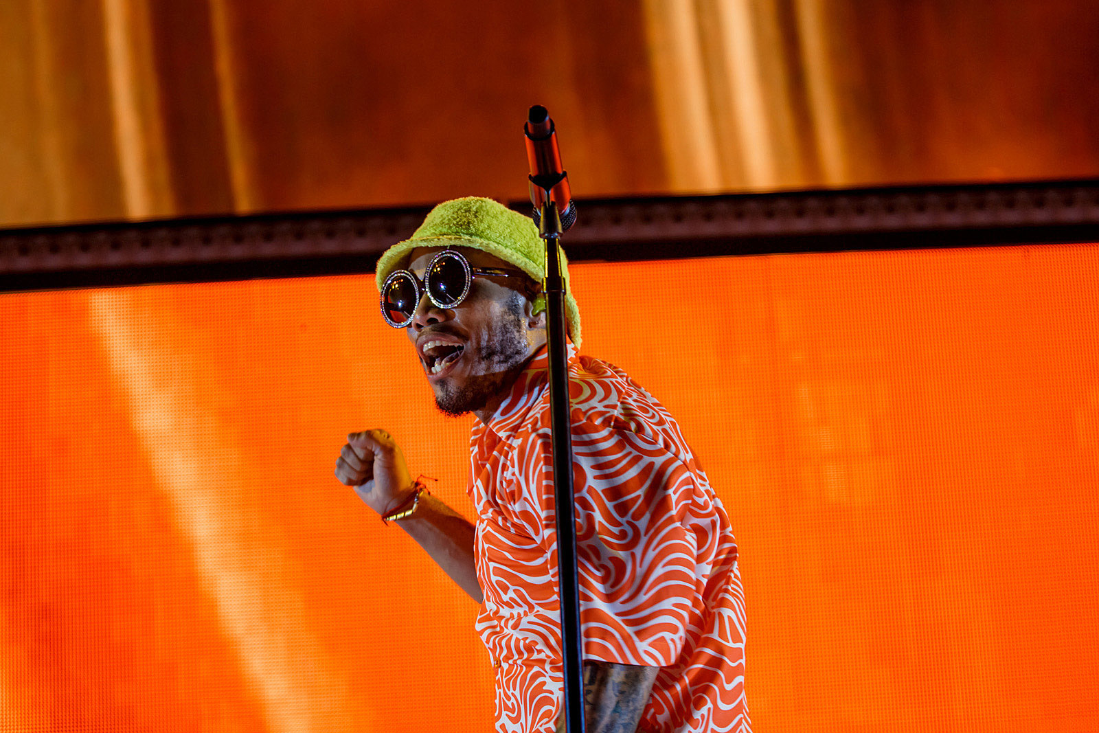 Anderson .Paak at Northerly Island