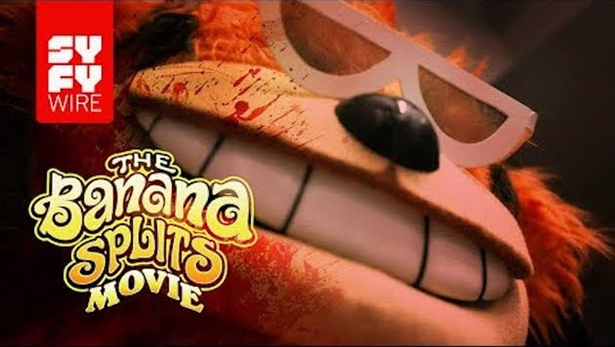 '60s kids show The Banana Splits is being turned into a movie…an R-rated horror movie