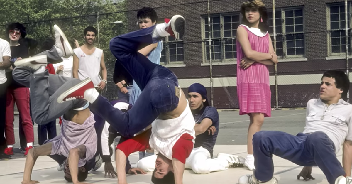 breakdancing (and skateboarding) provisionally approved for 2024 Olympics