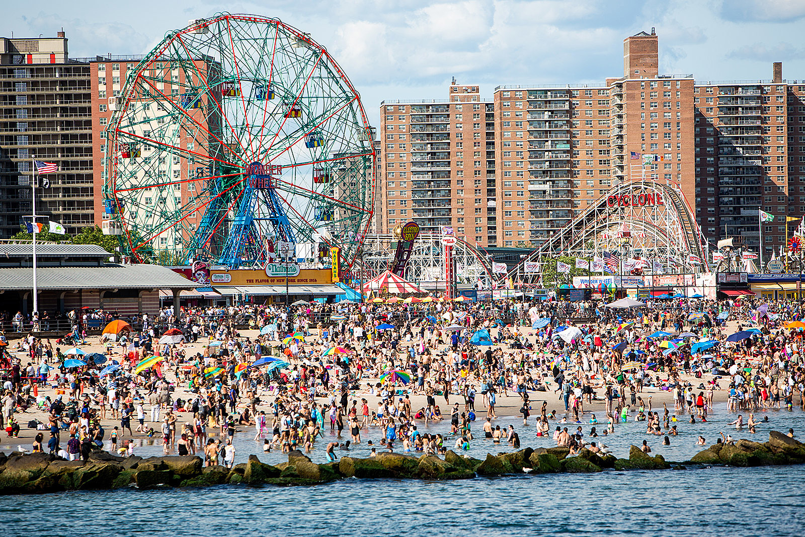 The 2019 Coney Island Mermaid Parade