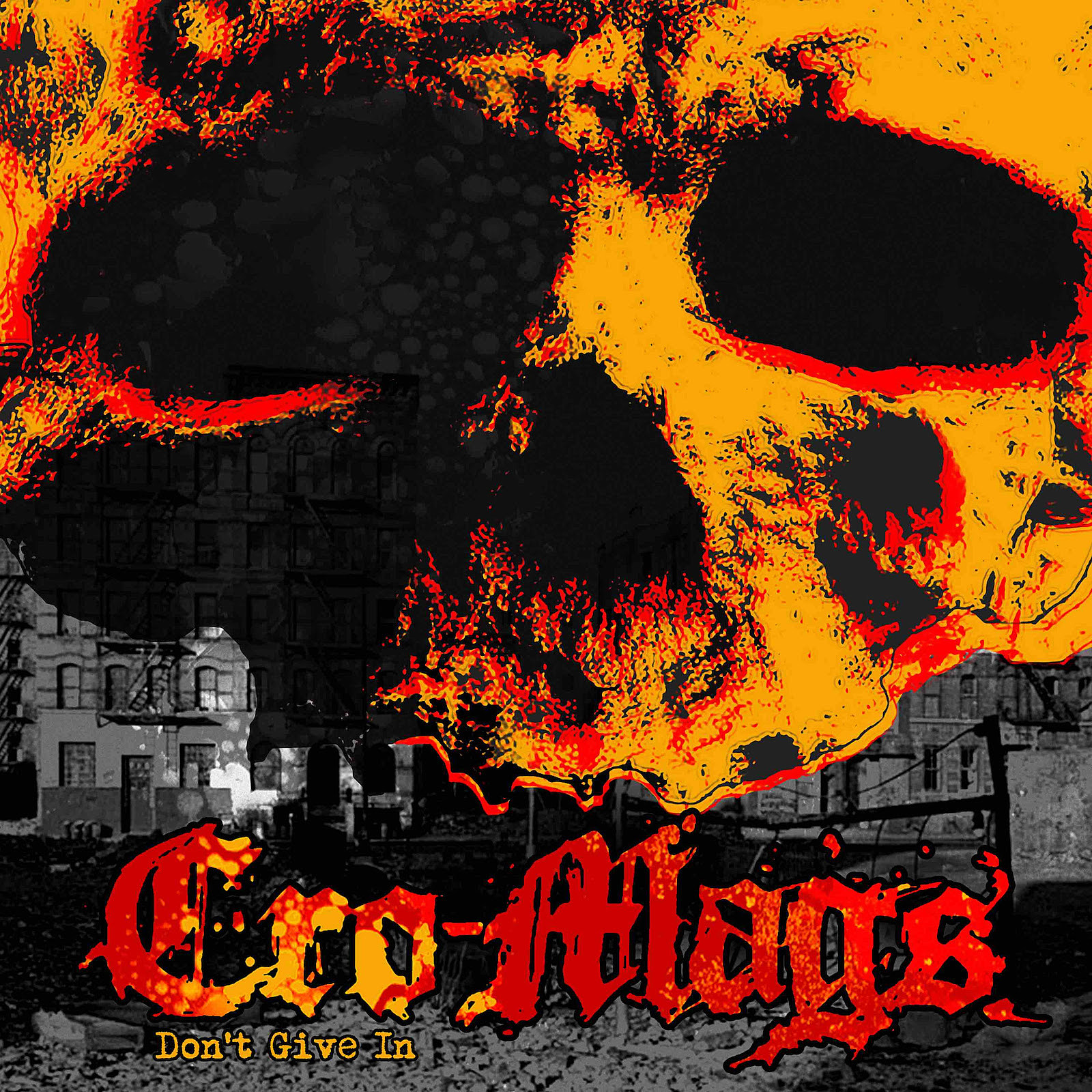 Cro-Mags Don't Give In