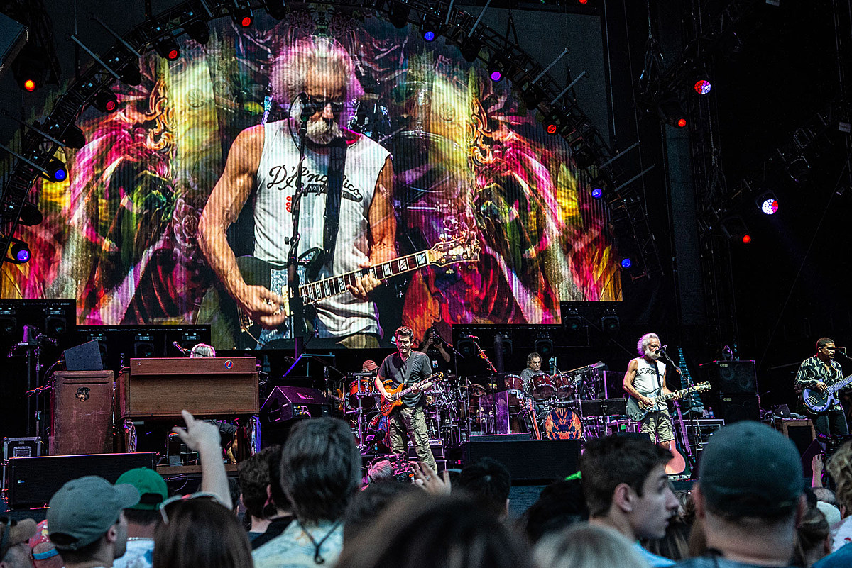 Dead Co announce 2-night Halloween run at MSG and other dates