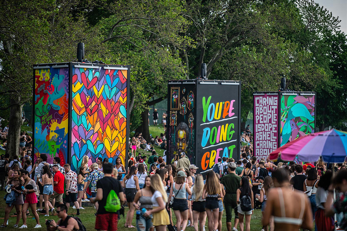 Governors Ball gates on Sunday delayed due to forecasted thunderstorms