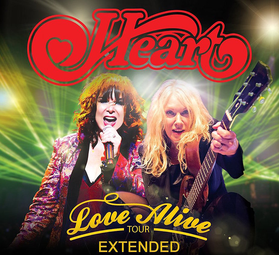 Heart Love Alive Tour Extended