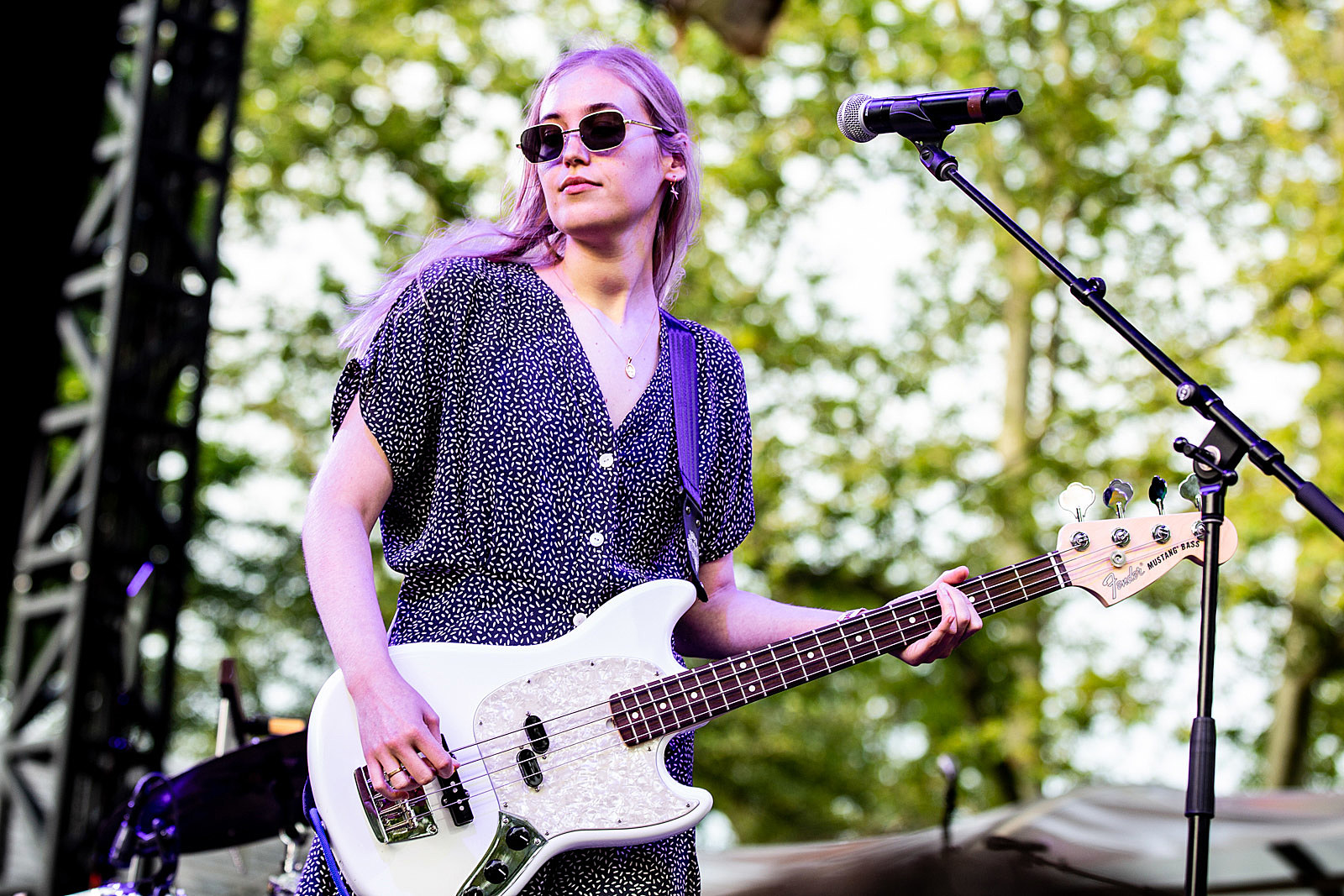 Hatchie at SummerStage at Central Park