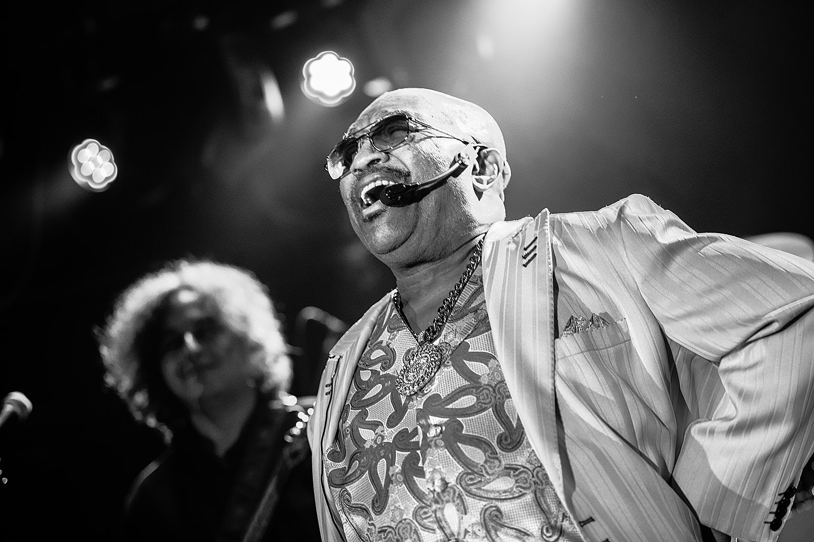 Swamp Dogg at Le Poisson Rouge