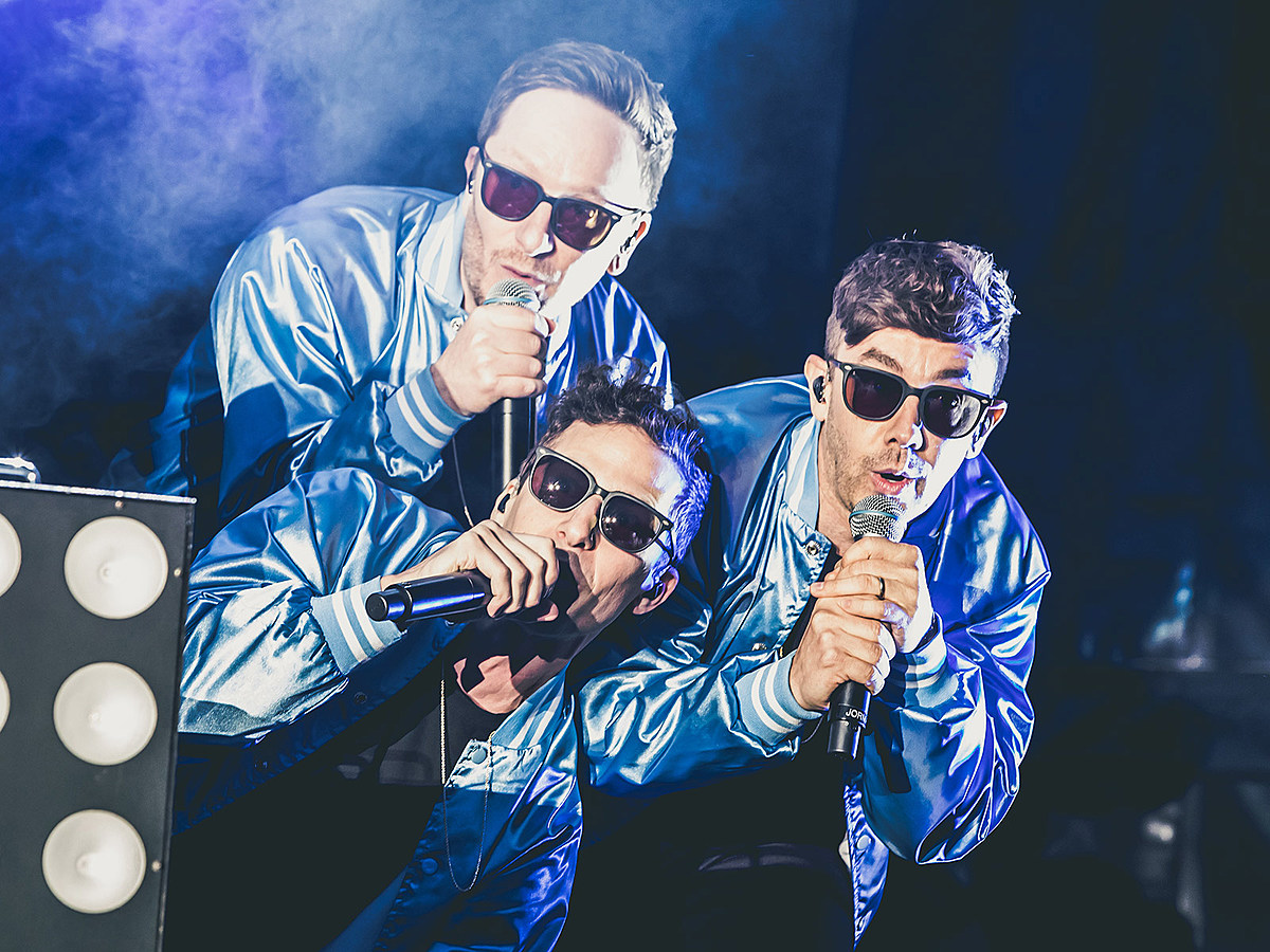 The Lonely Island played The Rooftop at Pier 17 with Chris Parnell, Kenan more (pics, setlist)