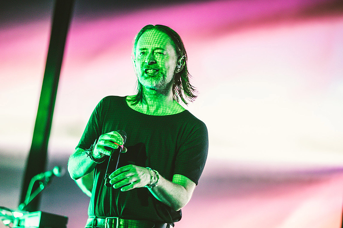 Thom Yorke expands solo tour with new LA show