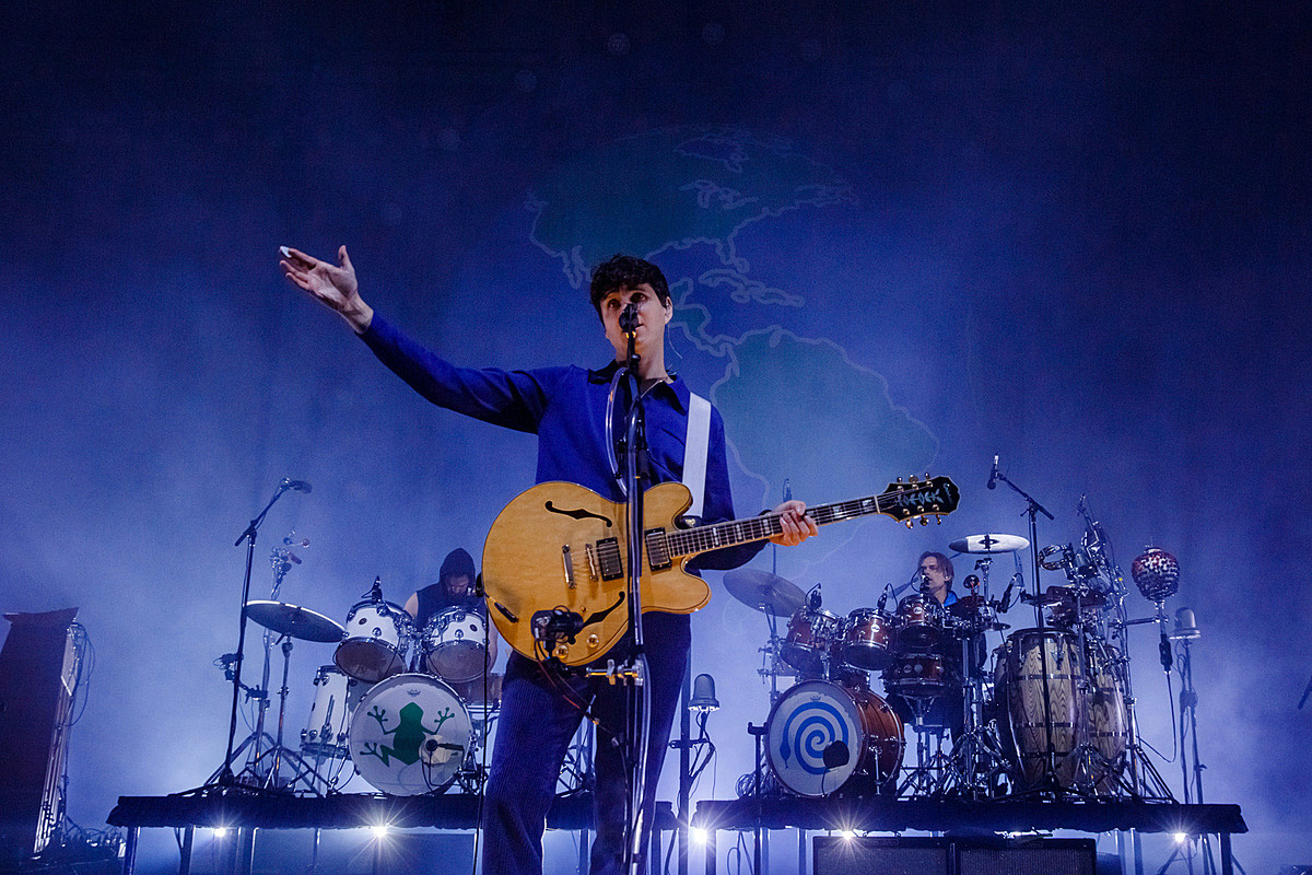 Vampire Weekend played Chicago with Chicano Batman (pics, video, setlist)
