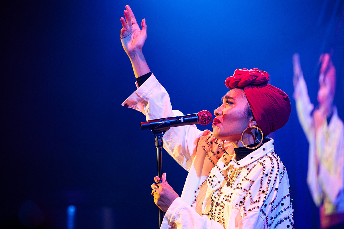 Yuna brought her 'Rouge' US tour to Sony Hall (pics)