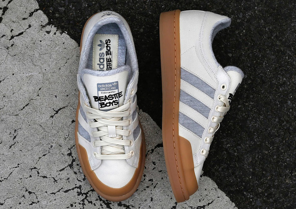 Beastie Boys' custom Adidas sneakers coming out to commemorate 'Paul's Boutique'