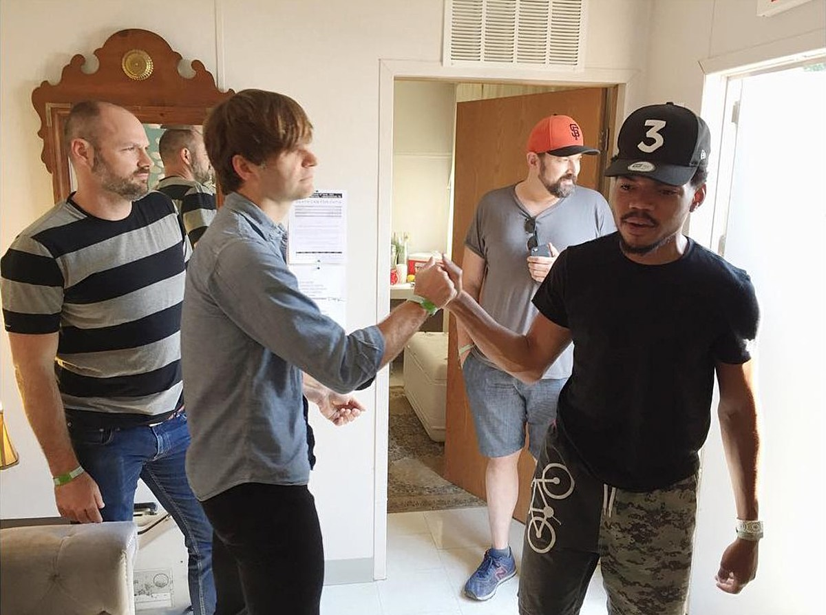 """Death Cab For Cutie on Chance the Rapper collaboration: """"we couldn't be more thrilled"""""""