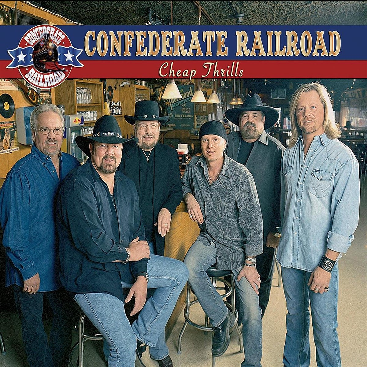 """Confederate Railroad dropped from fair due to band name; Charlie Daniels blames """"political correctness"""""""