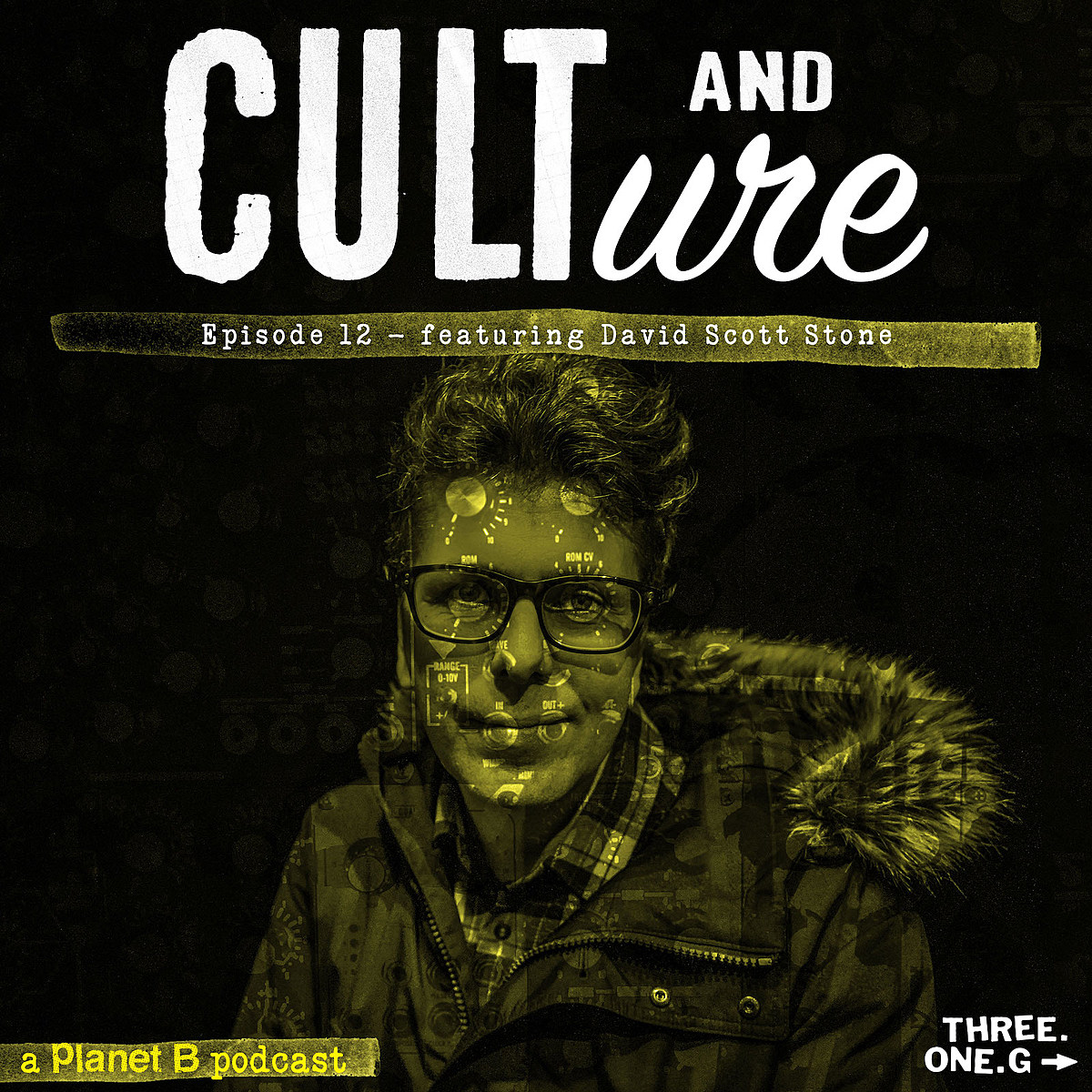 David Scott Stone (Melvins, Unwound, LCD Soundsystem) guests on new 'Cult Culture' podcast (listen)
