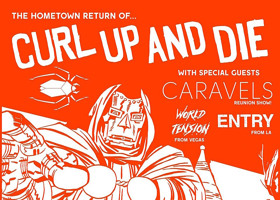 Curl Up and Die Caravels
