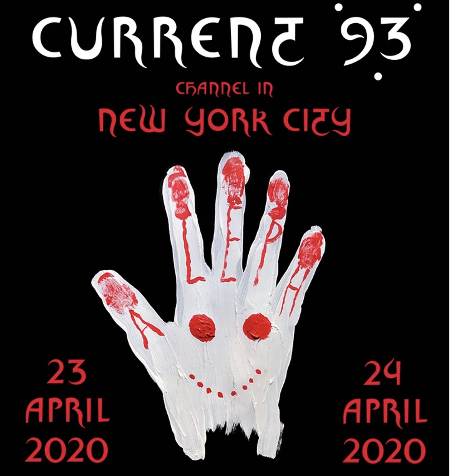 Nyc Parking Calendar 2020 Current 93 schedule rare NYC shows (again, finally)