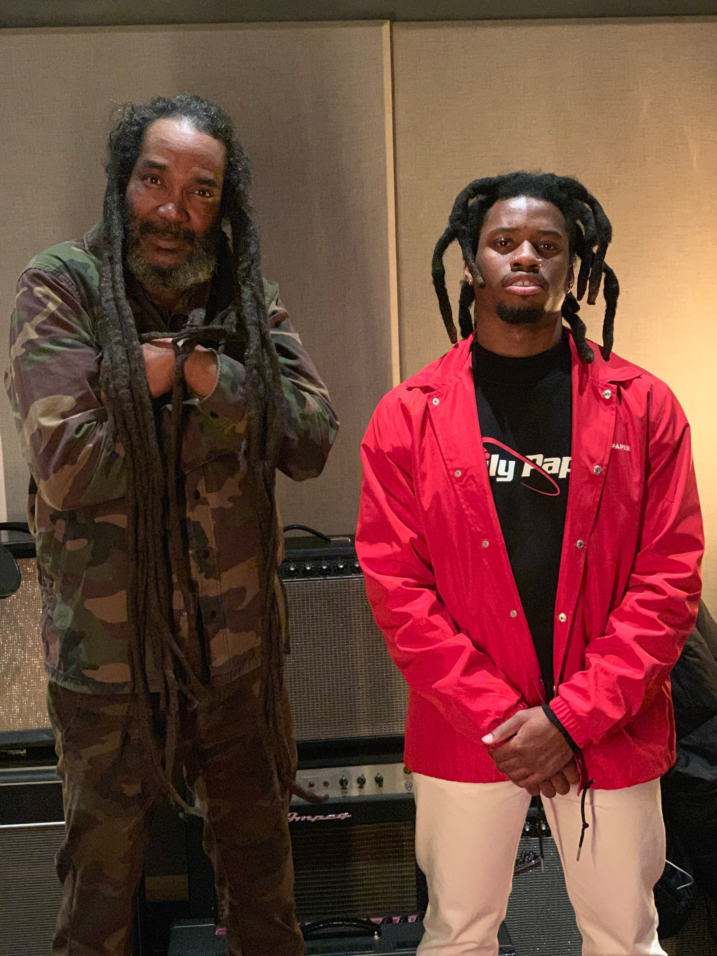 Bad Brains Denzel Curry