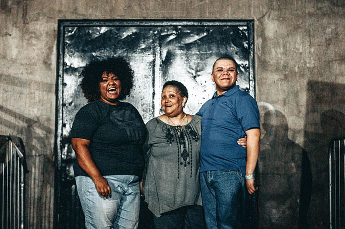 ESG opening for Robyn in Brooklyn (enter to win tix!)