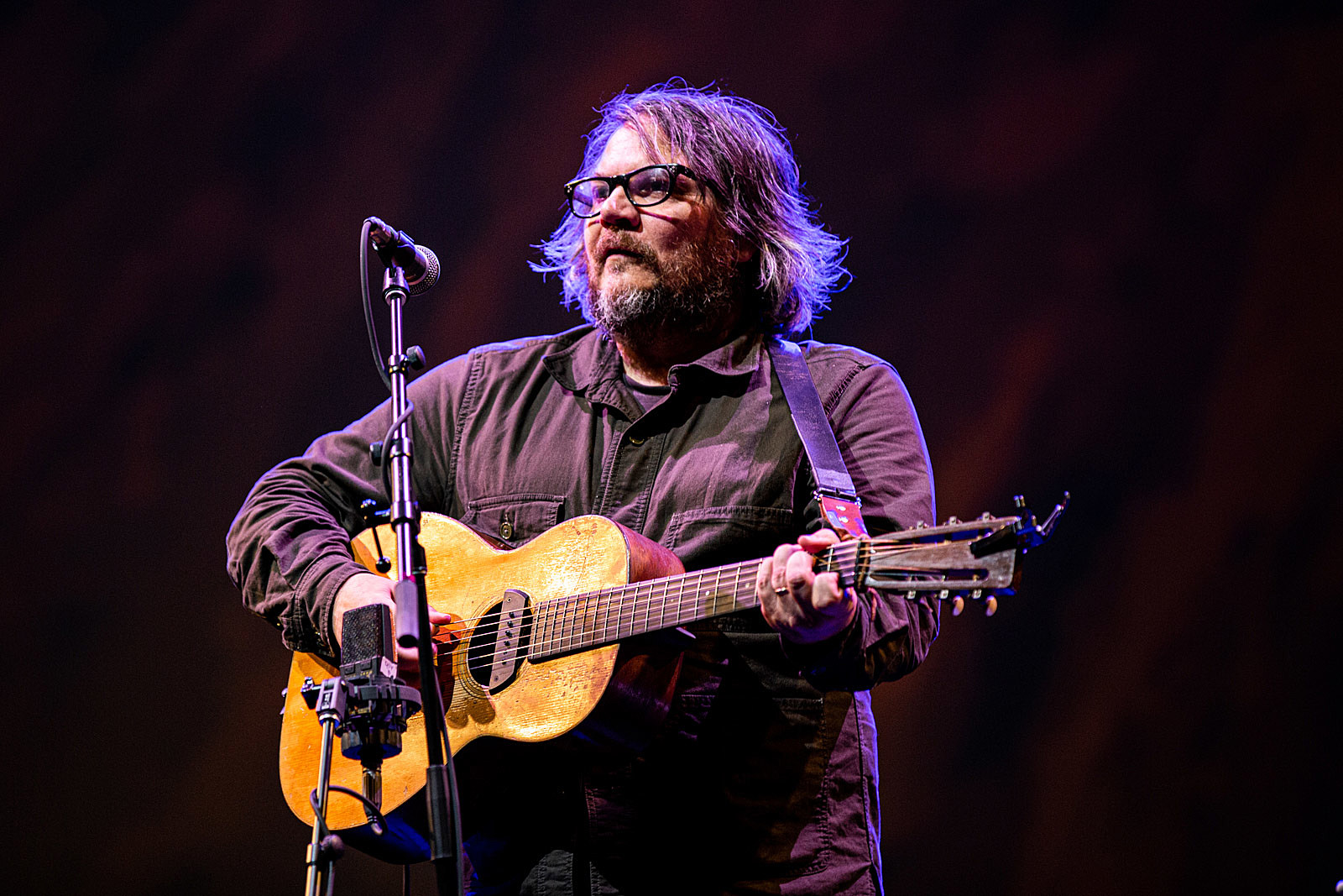 Jeff Tweedy at Lincoln Center Out of Doors