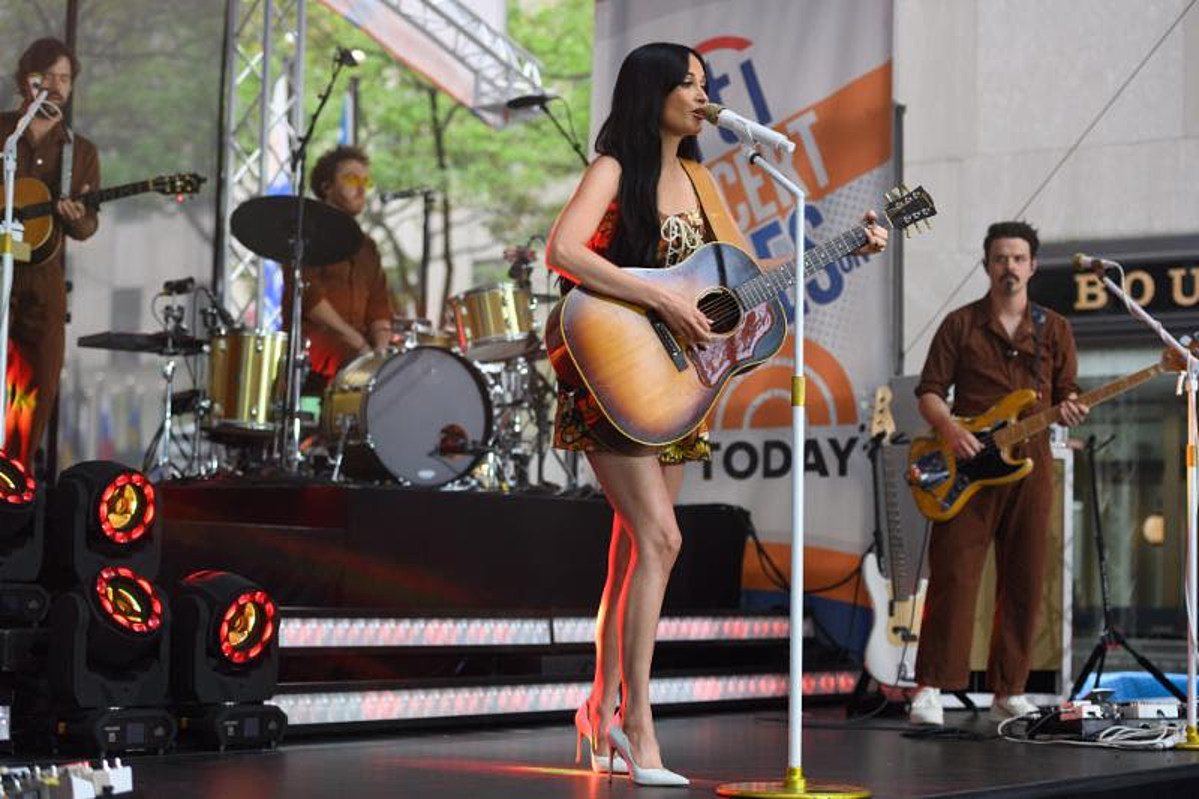 Kacey Musgraves adds 2 Radio City shows more tour dates, played 'TODAY Show'