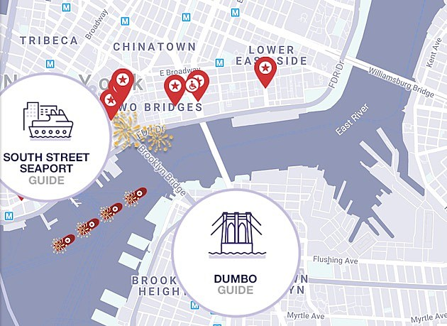 where to watch the 2019 Fourth of July fireworks in NYC on hudson river, upper east side, hell gate bridge, brooklyn heights, battery park, williamsburg bridge, manhattan bridge, map of hudson river nyc, long island sound, harlem river, rikers island, map of manhattan, hell gate, triborough bridge, map of upper east side nyc, queensboro bridge, rivers manhattan nyc, map of east village nyc, north brother island, east river park nyc, map of new york city neighborhoods, roosevelt island, south brother island, the narrows, throgs neck bridge, united nations headquarters,
