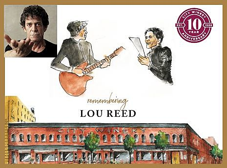 Remembering Lou Reed