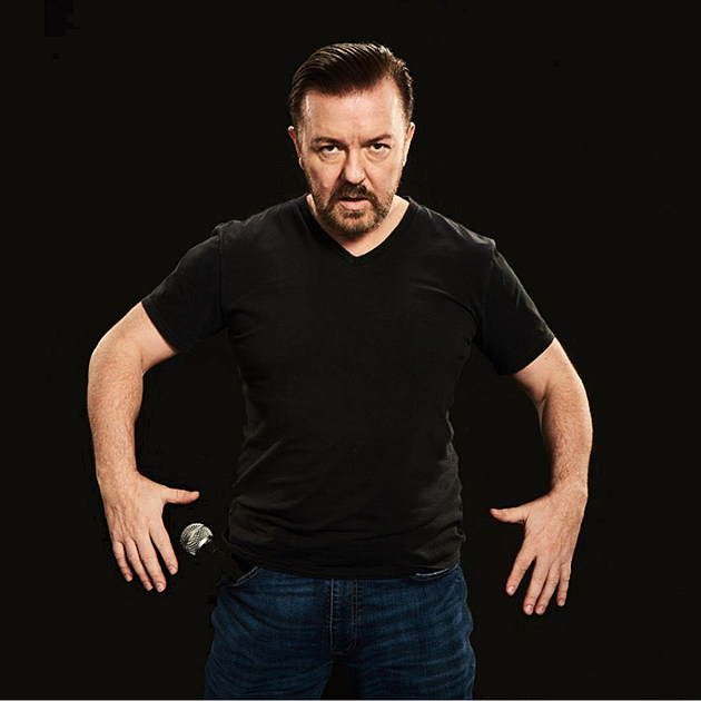 Chicago 2020 Tour Ricky Gervais expands 2020 SuperNature Tour, adds 2nd NYC show