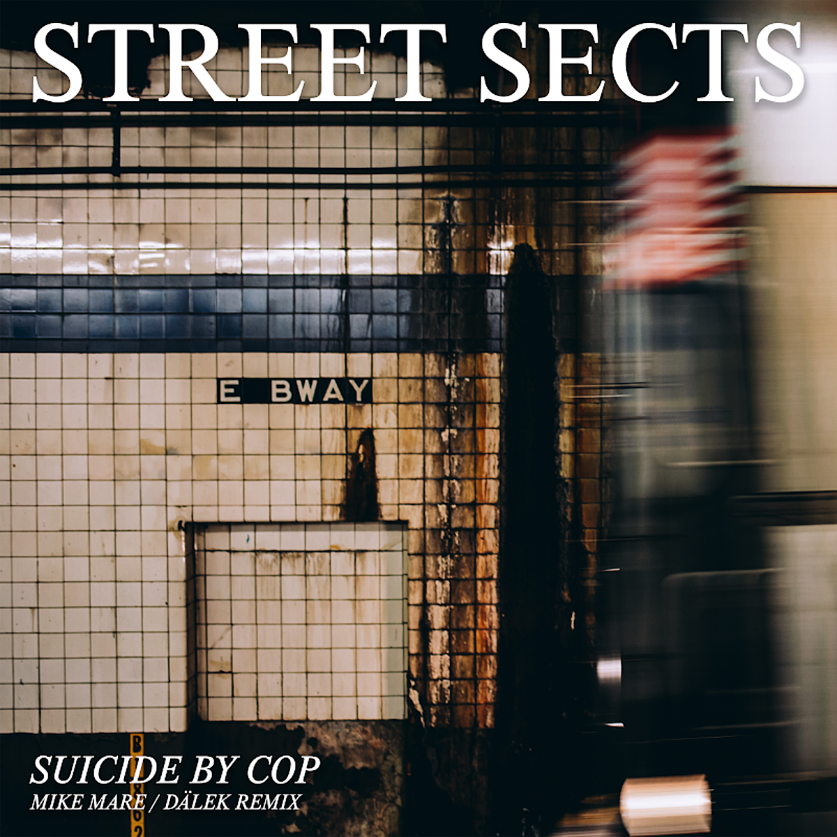 Street Sects remixed by Mike Mare of dälek (listen)
