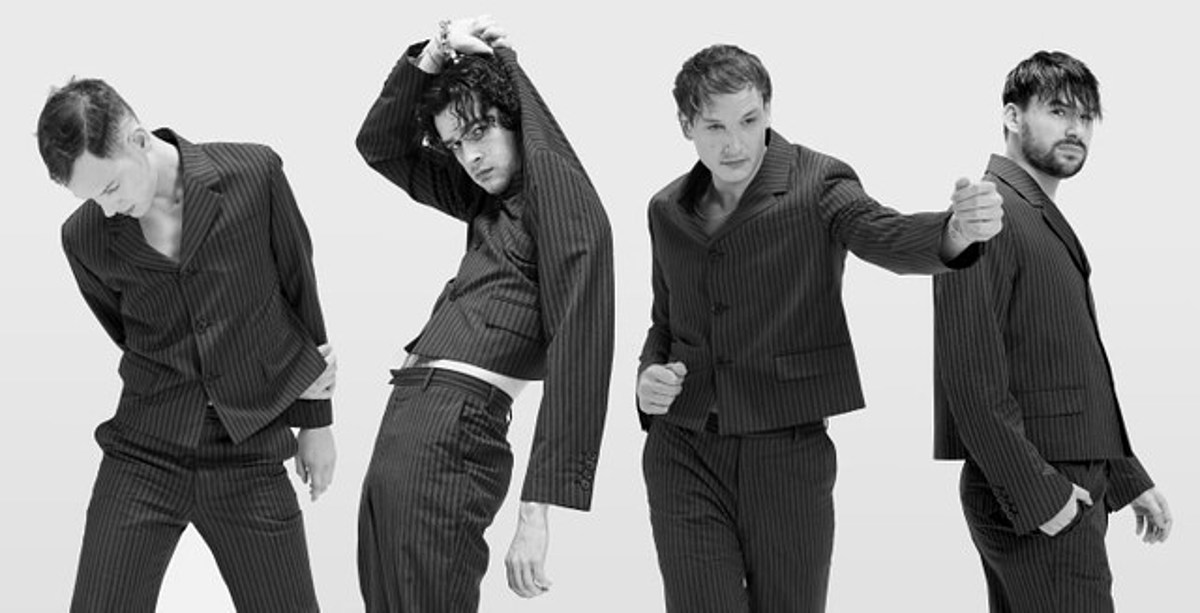"""The 1975 get loud on shouty new song """"People,"""" reveal album release date"""