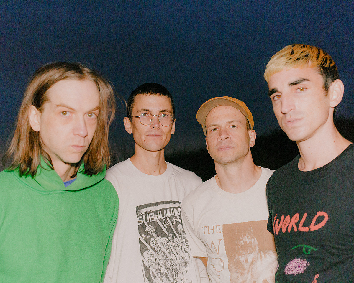"""DIIV share """"Taker"""" from new album"""