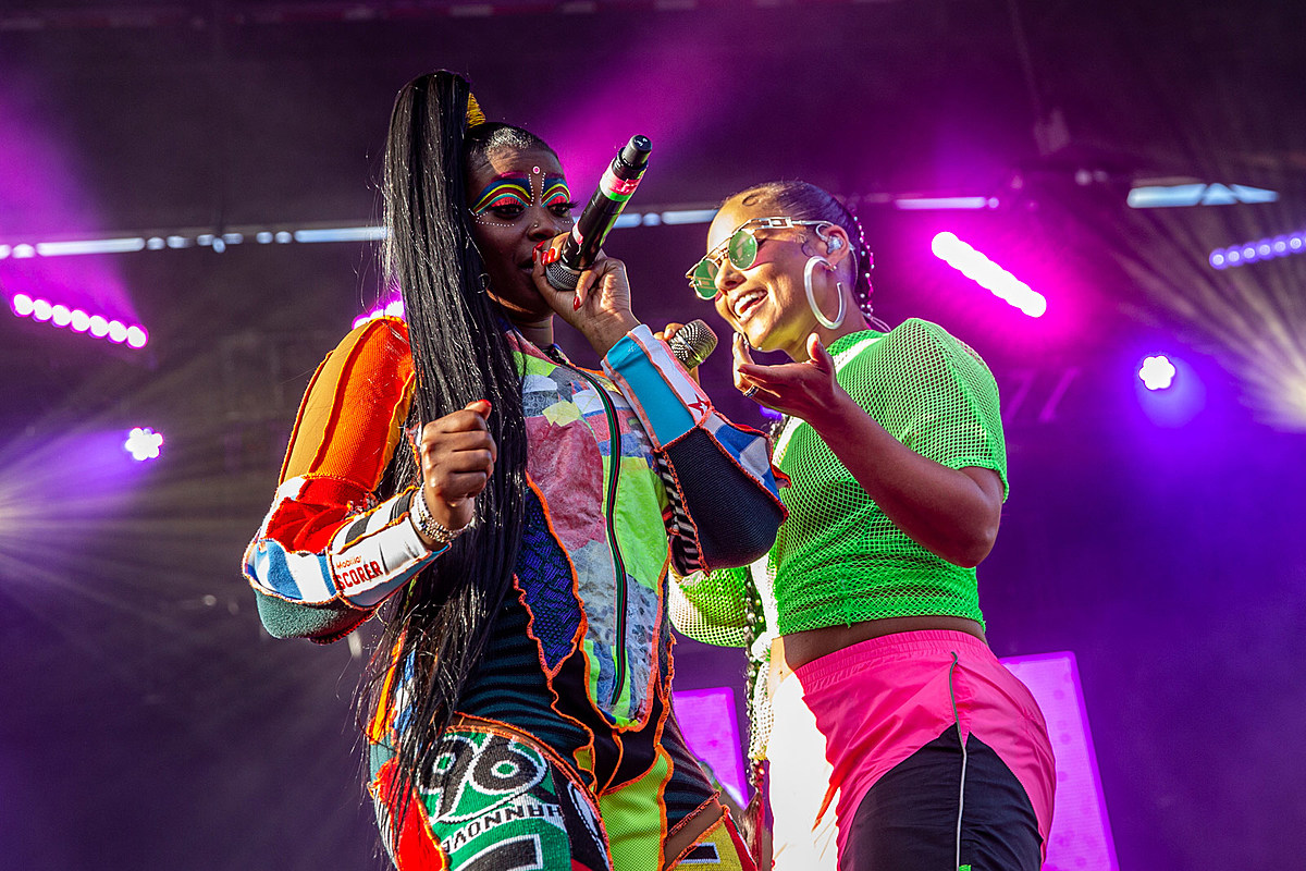 Afropunk 2019 Saturday pics video (Tierra Whack, Rico Nasty, special guests, fashion, more)