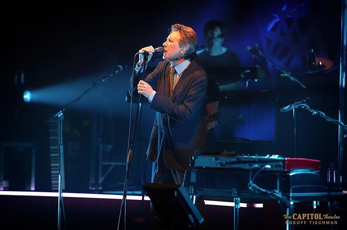 Bryan Ferry celebrated Roxy Music's 'Avalon' & more at Capitol