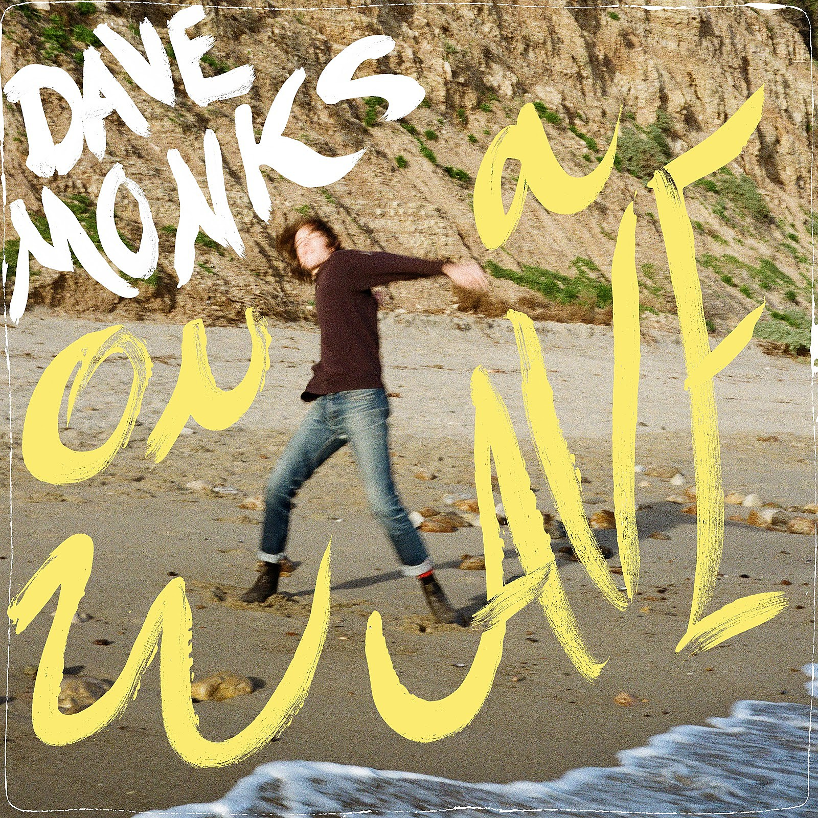 Dave Monks On A Wave
