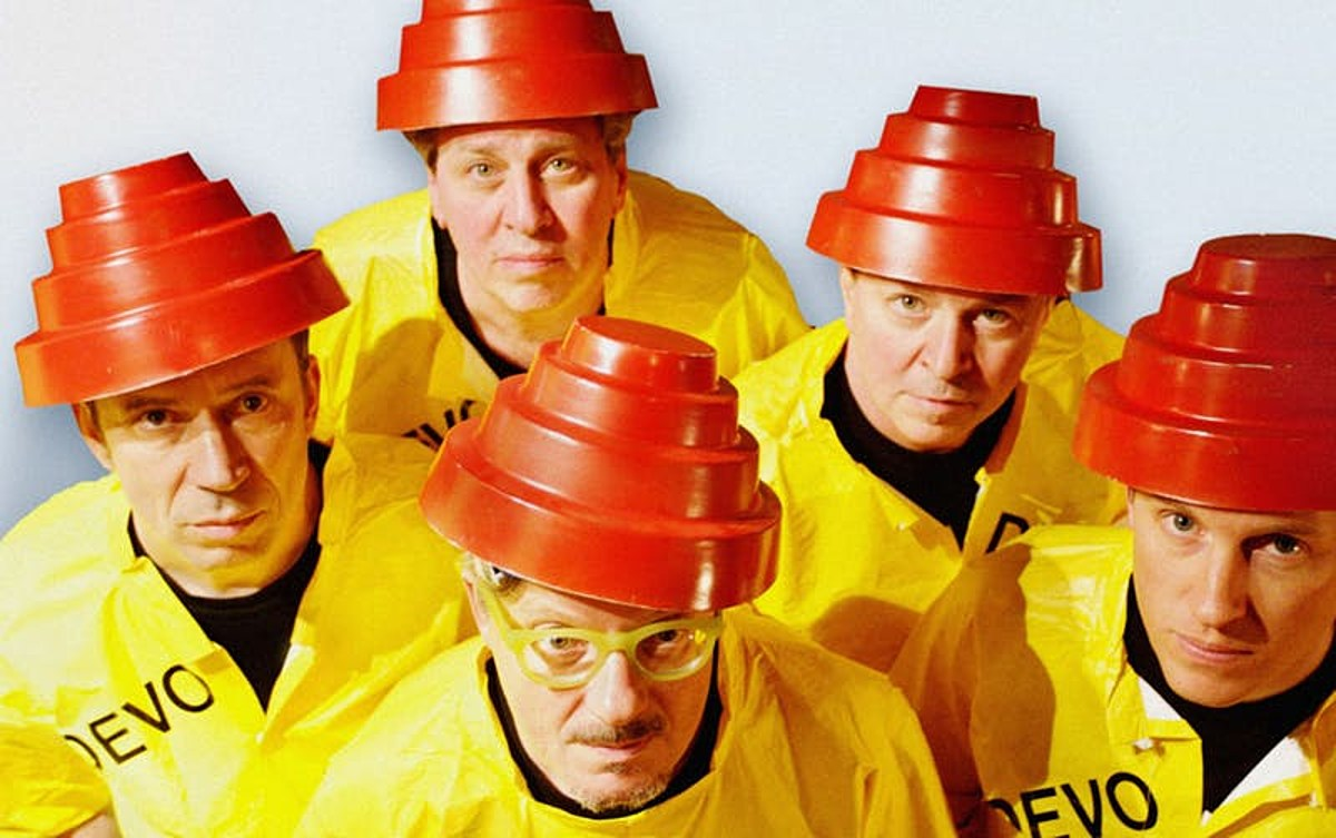 What are DEVO about to announce?