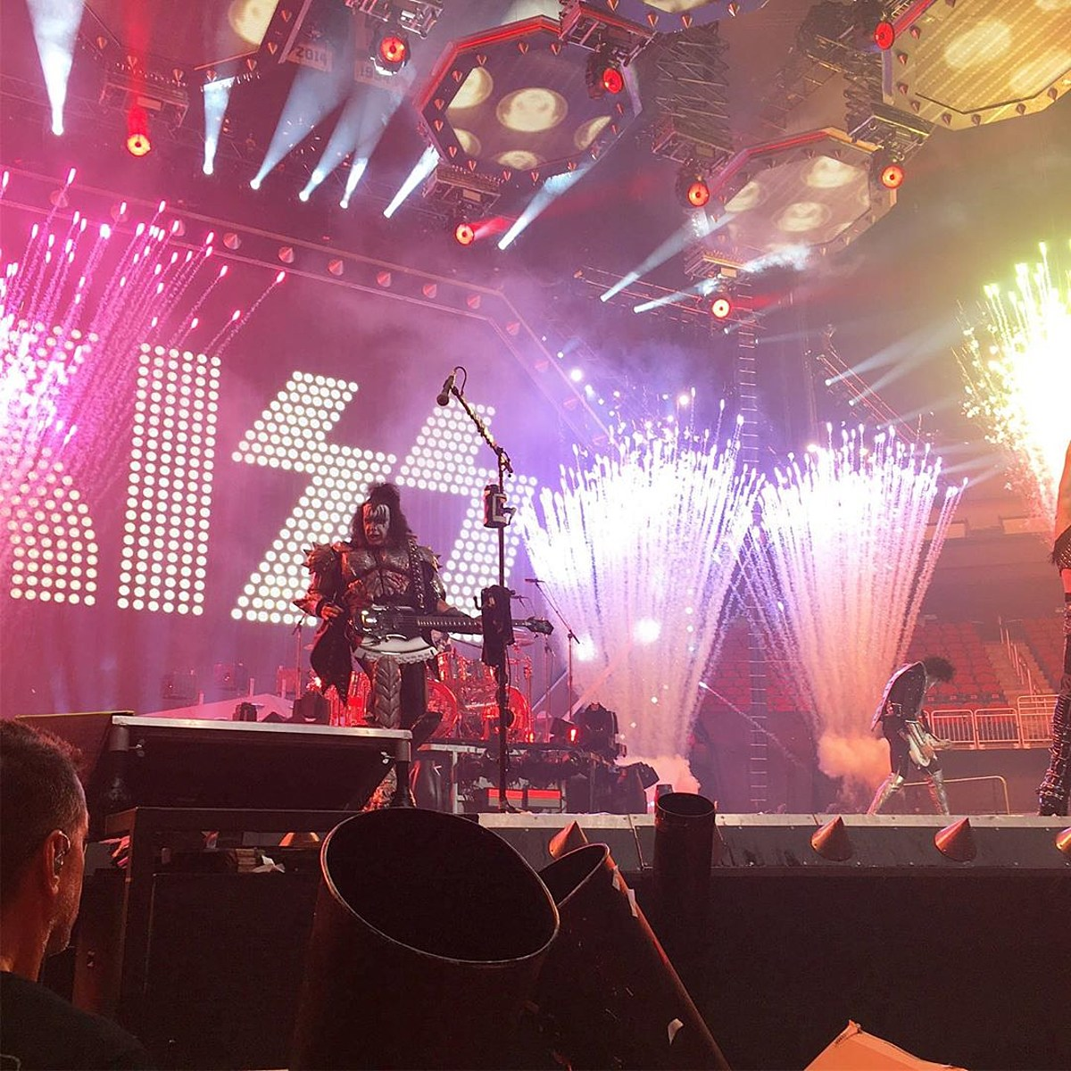 KISS brought hits, pyro, and more to NJ on their farewell tour (review)